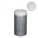 PVC mica coarse, 92gr. Box, silver